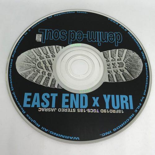 EAST END x YURI / DENIM-ED SOUL CD