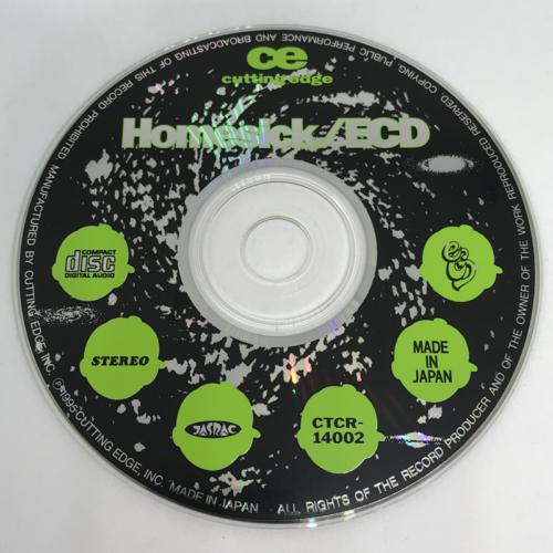 ECD / ホームシック CD
