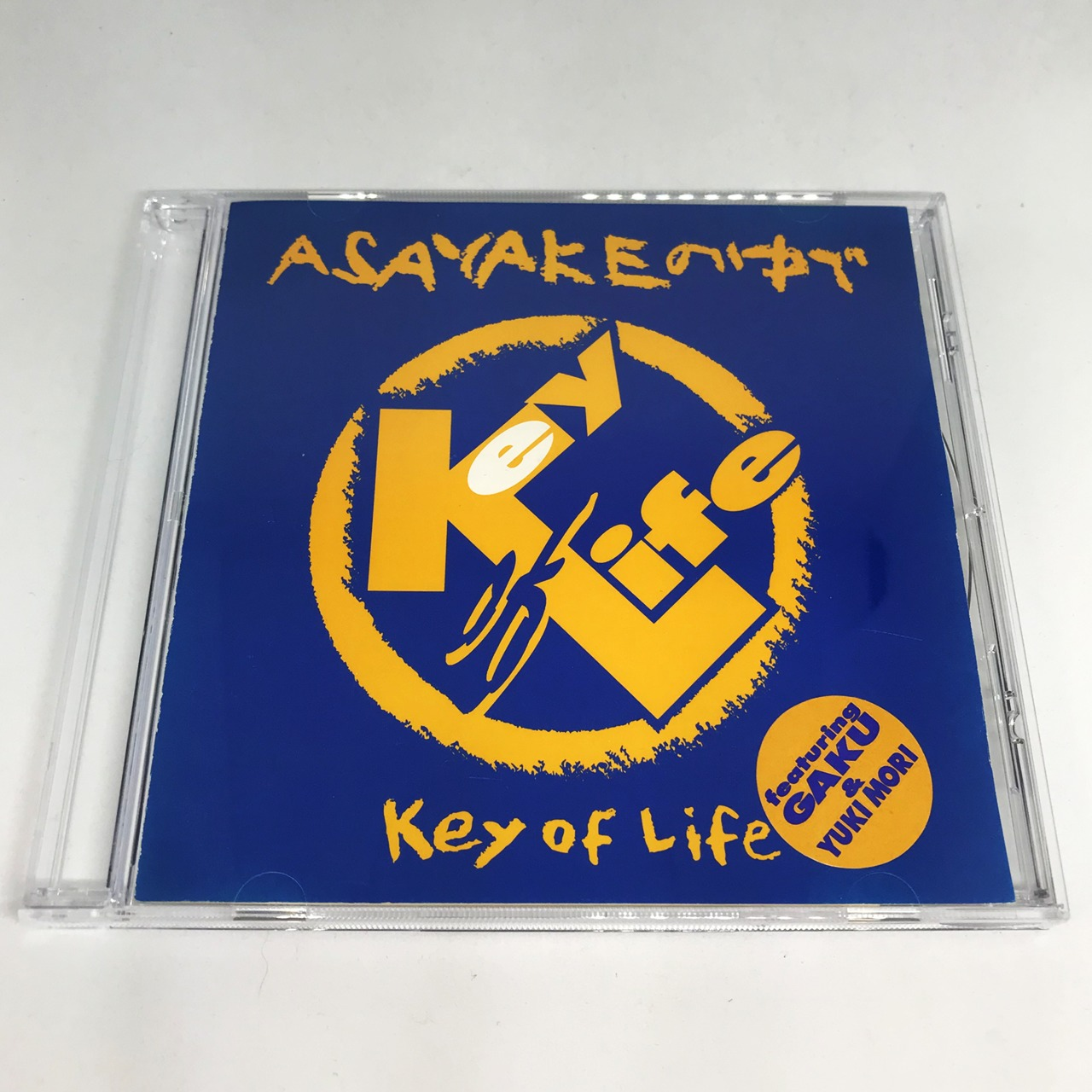 Key of Life / ASAYAKEの中で