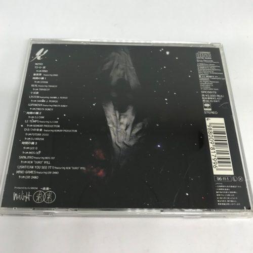 DJ Krush / MiLight-未来- 裏