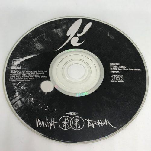 DJ Krush / MiLight-未来- CD