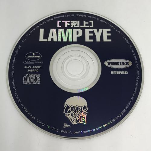 LAMP EYE / 下克上 CD