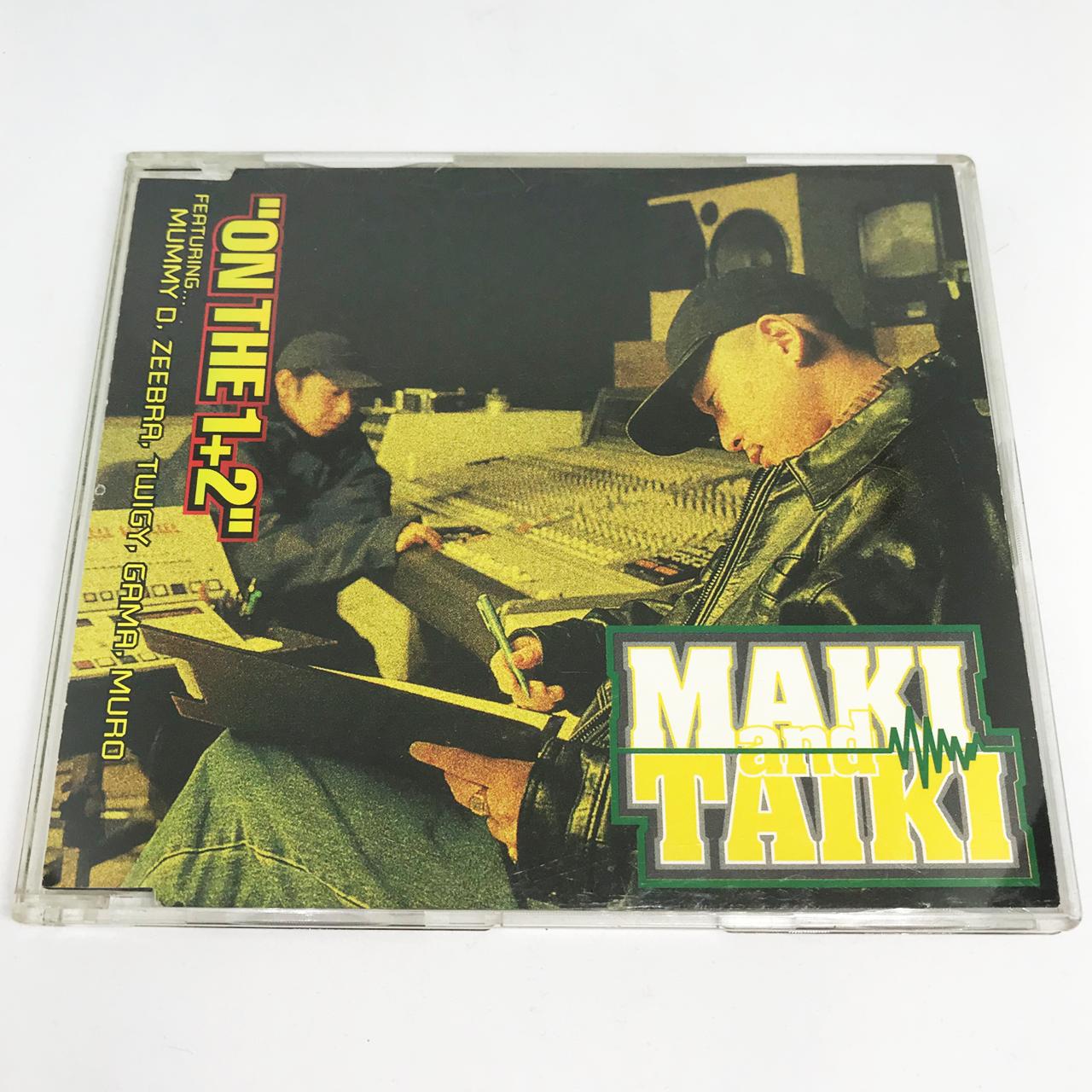 MAKI & TAIKI / ON THE 1+2