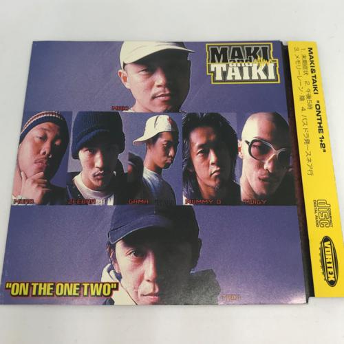 MAKI & TAIKI / ON THE 1+2 写真