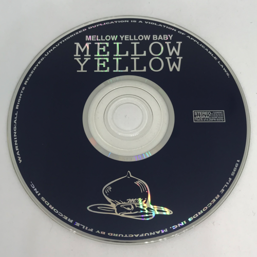 MELLOW YELLOW / MELLOW YELLOW BABY CD