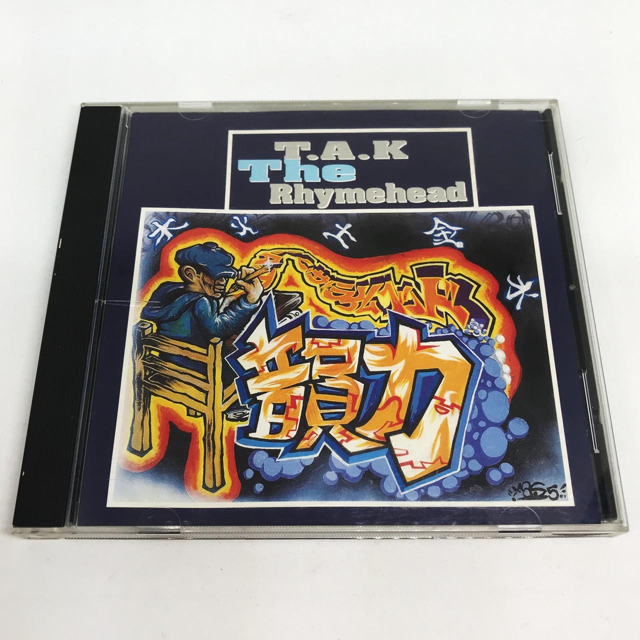 T.A.K.THE RHYMEHEAD / 韻力