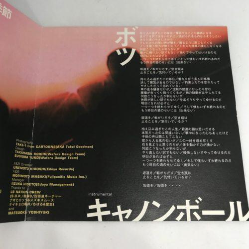 TOKYO No.1 SOUL SET / 黄昏'95~太陽の季節