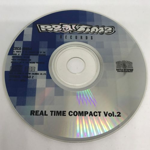 Real Time Compact Vol.2 CD