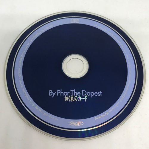 BY PHAR THE DOPEST / 切り札のカード CD