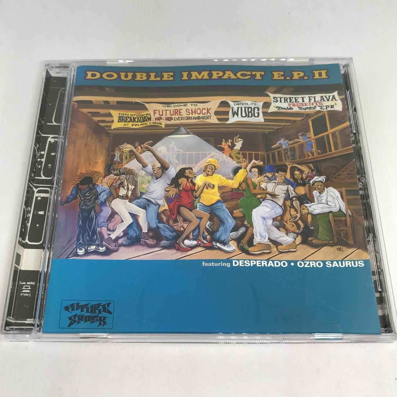 DOUBLE IMPACT E.P.2