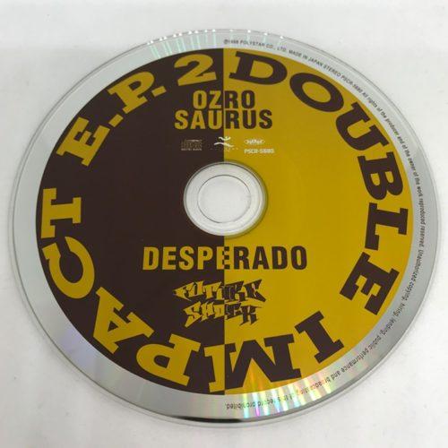 DOUBLE IMPACT E.P.2 CD