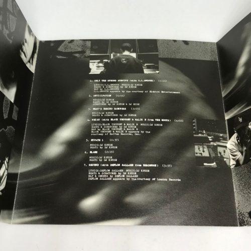 DJ Krush / 迷走