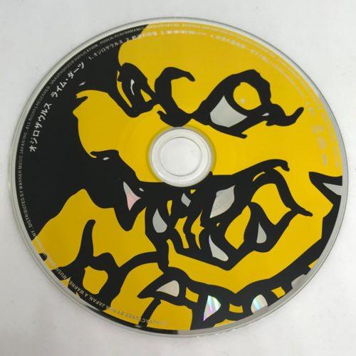 OZROSAURUS / ライム・ダーツ CD