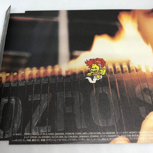 OZROSAURUS / ライム・ダーツ