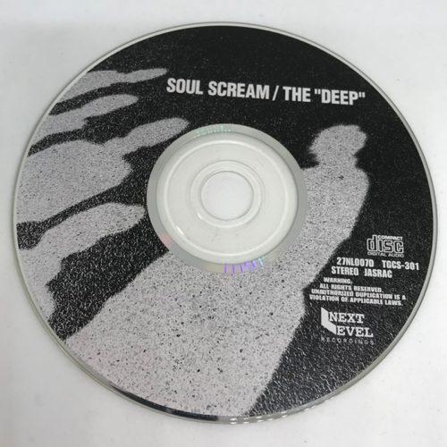 "SOUL SCREAM / THE ""DEEP"" CD"