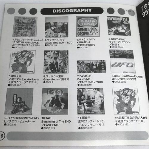 """今夜は """"ラップ"""" ダヨネ。 CD"""