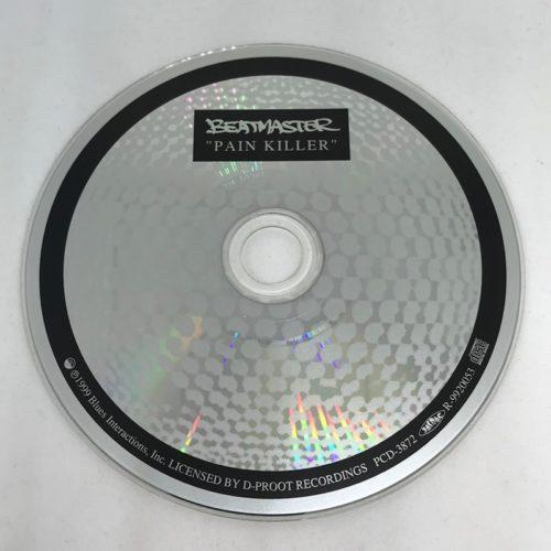 BEATMASTER / PAIN KILLER CD