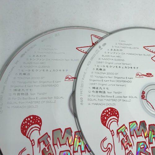 ILLMARIACHI / THA MASTA BLUSTA 20周年記念エディション版