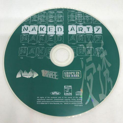 NAKED ARTZ / 浸透 - Penetration CD