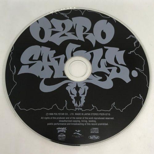 OZROSAURUS / Bay Blues CD
