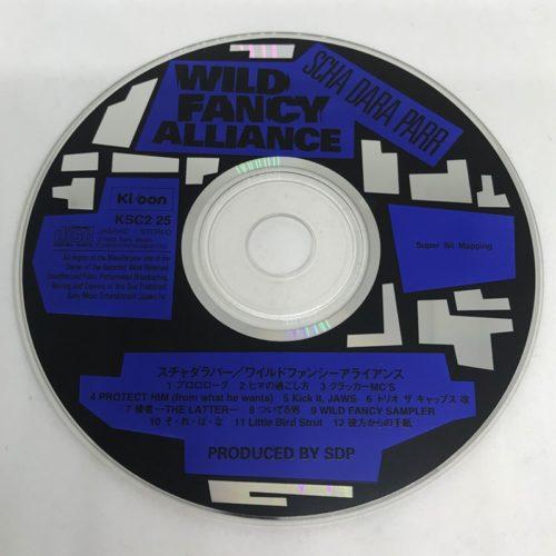 スチャダラパー / WILD FANCY ALLIANCE CD