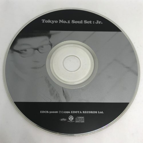 TOKYO No.1 SOUL SET / Jr. CD