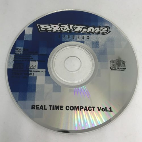 Real Time Compact Vol.1 CD