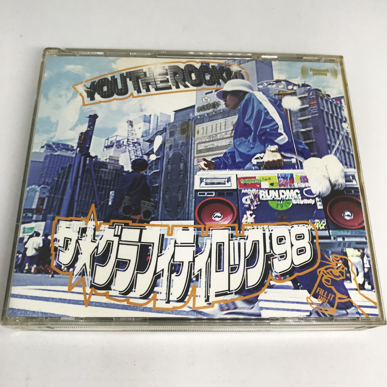 YOU THE ROCK / ザ★グラフィティロック '98