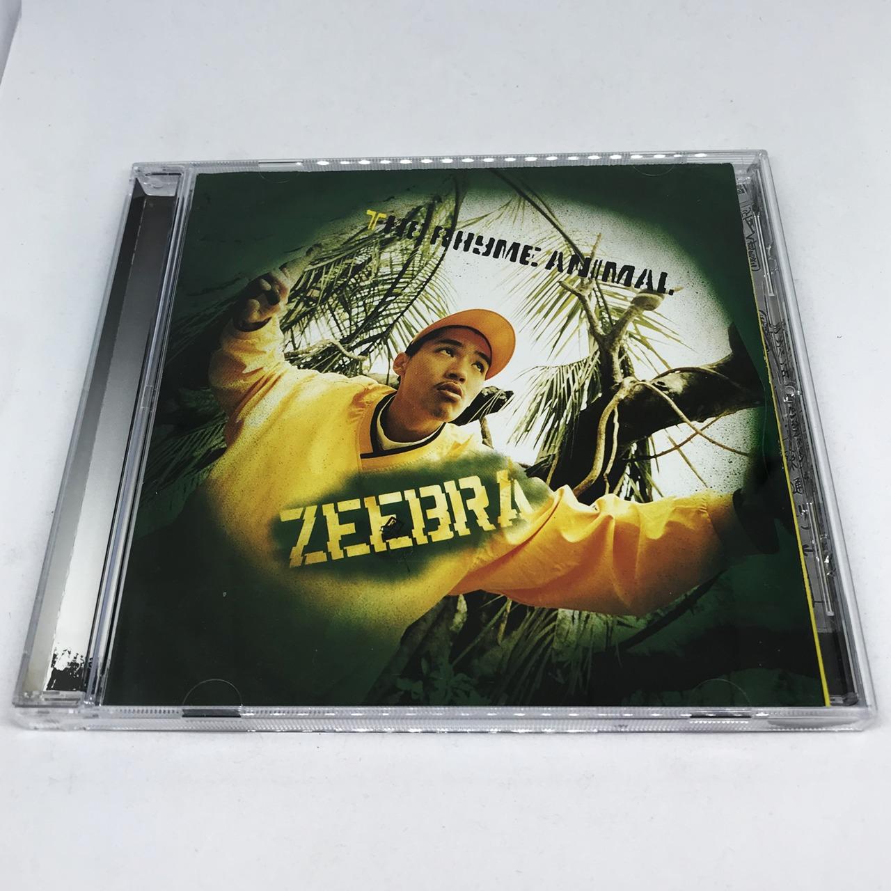 ZEEBRA / THE RHYME ANIMAL