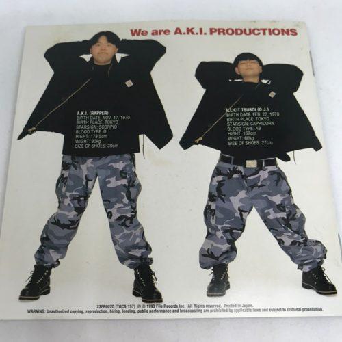 A.K.I.PRODUCTIONS / JAPANESE PSYCHO 写真