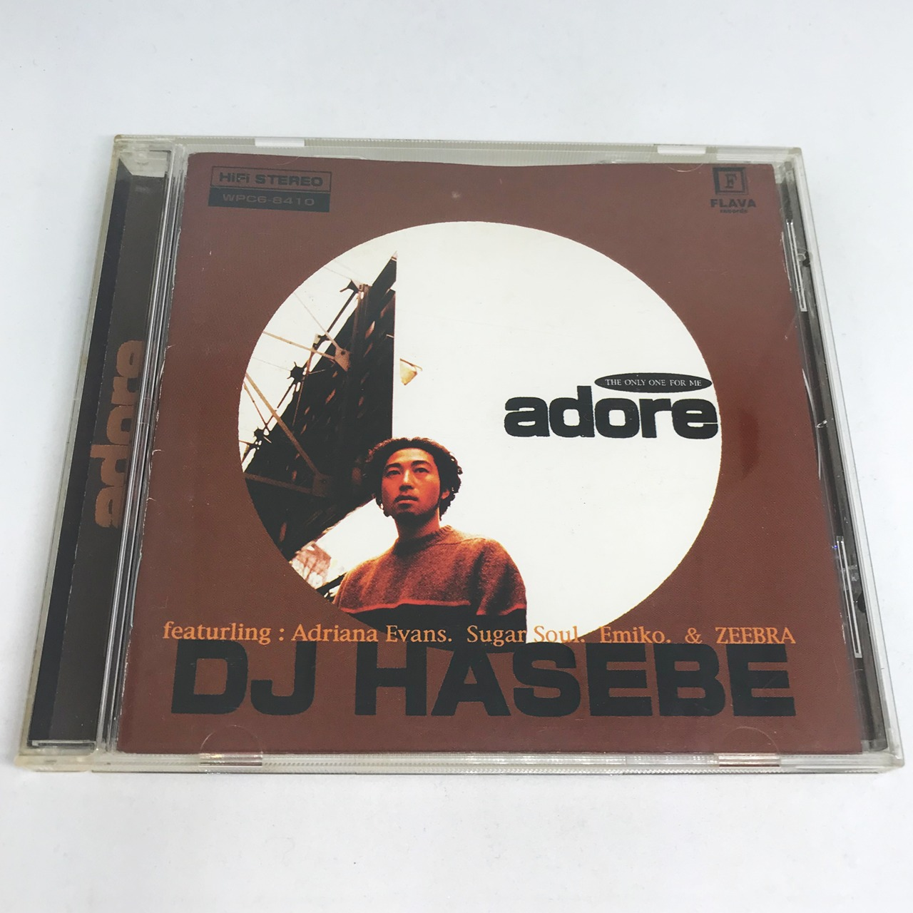 DJ HASEBE / adore