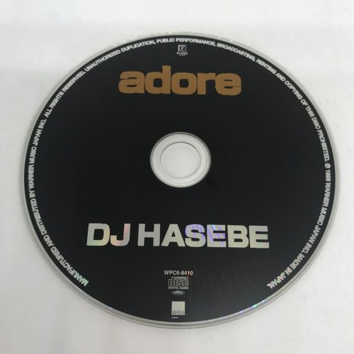 DJ HASEBE / adore CD