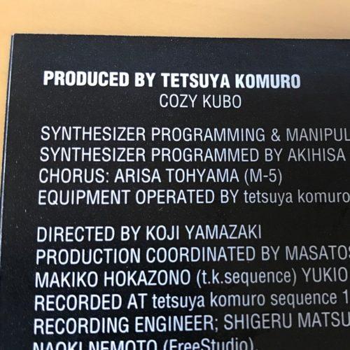 CHORUS:ARISA TOHYAMA(M-5)