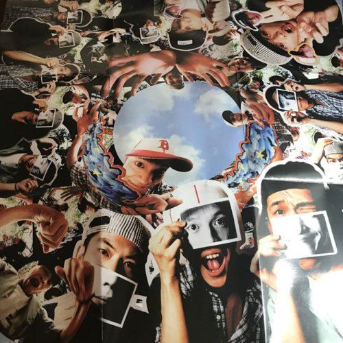 スチャダラパー / 偶然のアルバム 写真