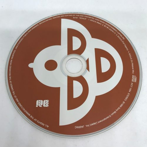 bird / SOULS CD