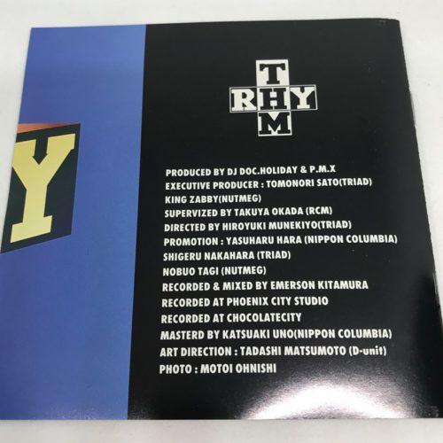 RHYTHM CD 1 クレジット