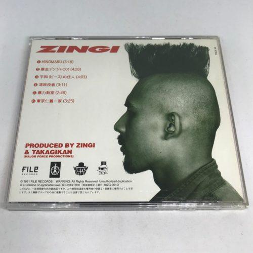 ZINGI / ZINGI 裏