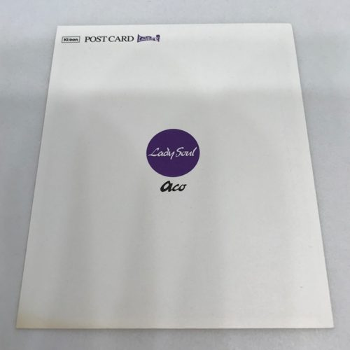 ACO / Lady Soul ポストカード