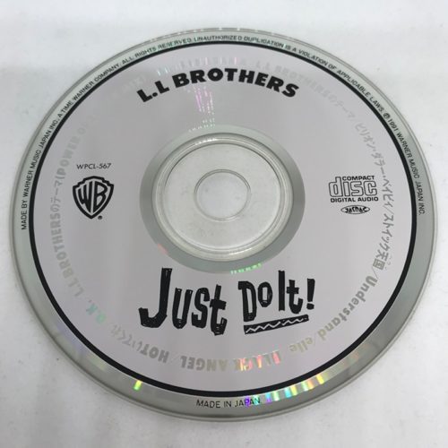L.L BROTHERS / Just Do It! CD
