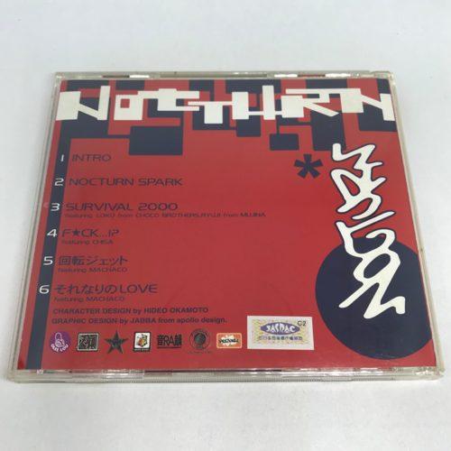 Nocturn / Nocturn Spark 裏
