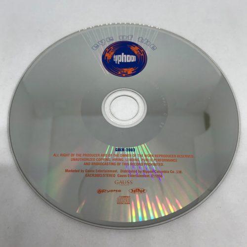 D.J.SACHIHO / Eye Of The Typhoon CD