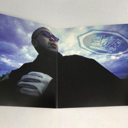 T.A.K.THE RHYMEHEAD / 表裏一体 写真