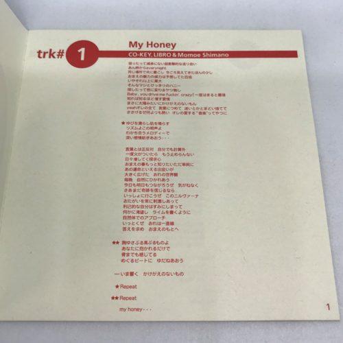 My Honey / Co-Key,Libro,Momoe Shimano