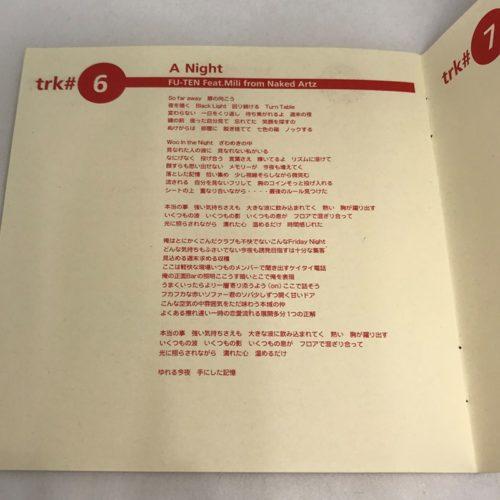 A Night / FU-TEN feat. Mili