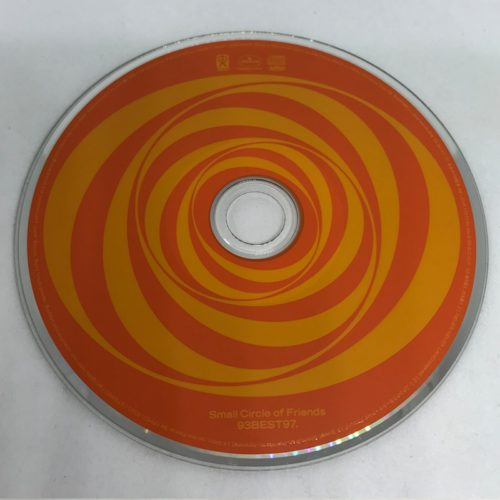 Small Circle of Friends / 93 Best 97. CD