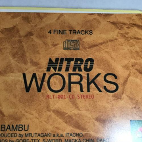 NITRO MICROPHONE UNDERGROUND / NITRO WORKS
