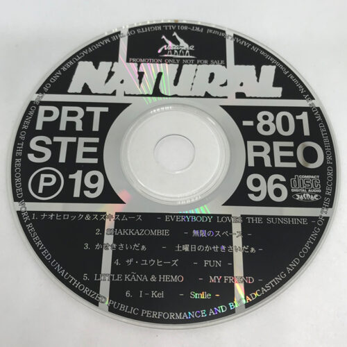 Natural CD