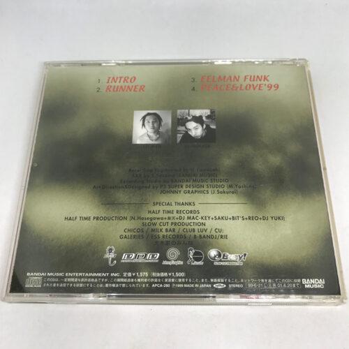 EELMAN / Peace & Love '99 裏