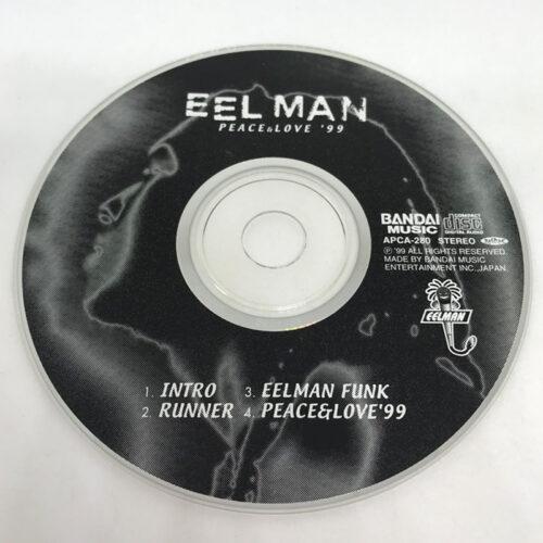 EELMAN / Peace & Love '99 CD