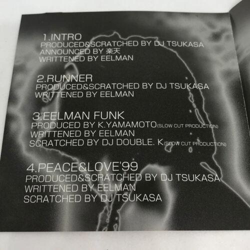EELMAN / Peace & Love '99 曲